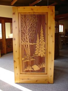 Great River Door Company, Inc. - Residential Carved Doors