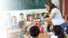 Teach English in Shenzhen China