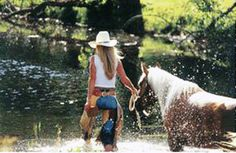 Cowboys and Cowgirls and Horses | Just ask ANY Cowboy, they'll tell ya! Once you love a Cowgirl, you'll ...