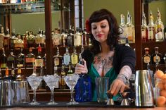 Mixology is a blossoming sector of the spirits industry. I've had the pleasure of meeting m