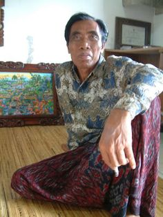 Rains in the Distance: Ketut Soki, Balinese Young Artist master