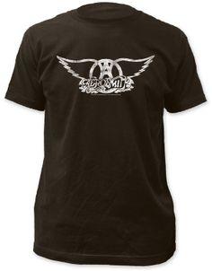 Aerosmith Logo Men's Fitted T-Shirt