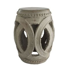 Interlocking Rings Stool $164.97