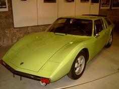 1970 Porsche 914 / 6 Prototype