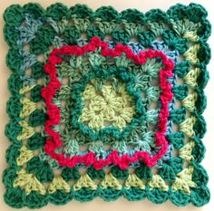 Free Crochet Pattern Ruffle Stitch Single – Learn How To with Maggie Weldon : Maggie's Crochet Blog