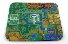 Mouse Pad de Zelda
