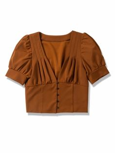 Crop Top Outfits, Casual Outfits, Girls Fashion Clothes, Fashion Dresses, Latest Tops Fashion, Traditional Dresses Designs, Velvet Dress Designs, Myanmar Dress Design, Diy Clothes