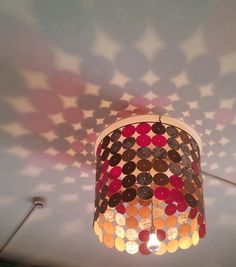 Handmade special lamp