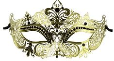 Luxury Mask Women's Laser Cut Metal Venetian Masquerade Crown Mask, Masquerade Masks for Women Mens Masquerade Mask, Venetian Masquerade, Venetian Masks, Traditional Japanese Tattoos, Laser Cut Metal, Yakuza Tattoo, Lowbrow Art, Christmas Gifts For Women, Steampunk Clothing