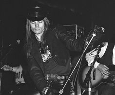 Axl Rose of Guns N' Roses performing at The Limelight, NYC, 1988 - photo by Larry Marano Axl Rose, Guns N Roses, Rock N Roll, Appetite For Destruction, Sweet Child O' Mine, Duff Mckagan, Living Legends, Pontiac Firebird, Rock Legends