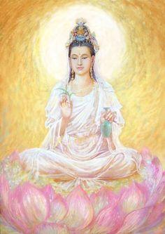 Buddhist Goddess of Mercy   Tara Goddess Of Mercy Daosim Buddhism Buddha Kuan Yin Guan