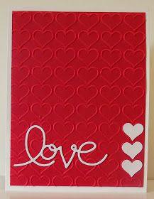 25 Unique and Beautiful Valentine Cards - decorism - San Valentin Regalos Caja Valentine Greeting Cards, Greeting Cards Handmade, Valentines Day Cards Handmade, Love Valentines, Valentine Crafts, Valentine Nails, Valentine Ideas, Valentine Heart, Embossed Cards