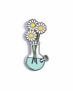 Grandma's Vase pin from @dropped.pin Cherish it forever! Buy it through their link in bio!