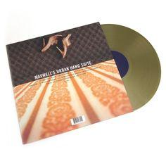 Maxwell: Maxwell's Urban Hang Suite (Metallic Gold Vinyl) Vinyl 2LP – TurntableLab.com