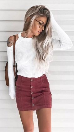 #fall #outfits The Perfect Fall Look!