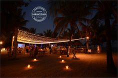 Cielo de Luces  Ideal para eventos de playa