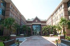 Armstrong Atlantic State University in Savannah, Georgia