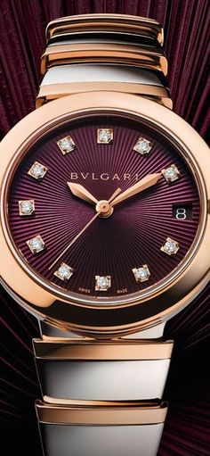 Emmy DE * Bvlgari #watch