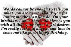 Birthday Greetings For Boyfriend, Birthday Message For Boyfriend, Birthday Wish For Husband, Birthday Quotes For Me, Happy Birthday Wishes Quotes, Birthday Wishes For Myself, Birthday Messages, Happy Birthday Me, Birthday Ideas
