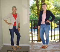 VERY Casual Friday | Two Take on Style