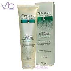 cool Hair Care - Kerastase - Resistance Ciment Thermique - Heat-Activated Reconstructor Milk (For Brittle, Damaged Hair) 125ml/4.8oz