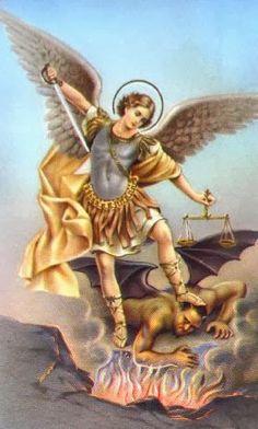 Oración al ARCÁNGEL MIGUEL  Visita el Blog: http://oracionesymagiablanca.blogspot.com.es/ y comparte las fotografías y Oraciones con todos tus contactos.