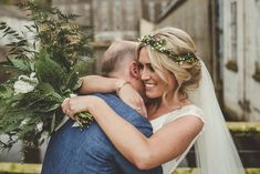 Swoon over all the rustic details and contemporary style from Sheena and Tim's wedding at The Millhouse, with a humanist ceremony and outdoor speeches. Low Key Wedding, Rustic Wedding, Happy Day, Contemporary Style, Ireland, Wedding Photography, Alternative Wedding, Couple Photos, Wedding Dresses