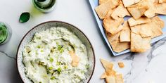 With a mix of caramelized and fresh scallions, plus avocado and yogurt, this dip has a taste and texture somewhere between onion dip and guacamole.