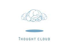 Logo Design - Thought Cloud