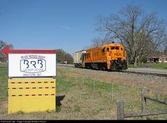 RailPictures.Net Photo: PICK 9507 Pickens Railroad GE U18B at Belton, South Carolina by Nikos Kavoori