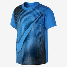 07ed482a167fa Nike Lightweight Dri-FIT Graphic Preschool Boys  Training Shirt. Nike Store