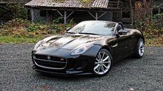 2014 Jaguar F-Type S Convertible