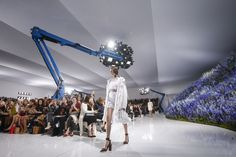 Christian Dior Spring 2016 Ready-to-Wear Fashion Show Atmosphere