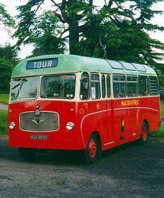 Bedford type VAS 1