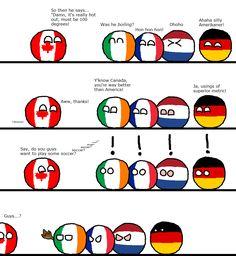 Canada's mistake