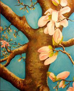 Magnolia tree - 12/13/15 - esolomon