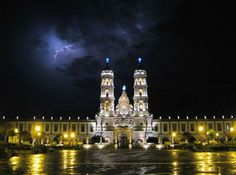 Basilica of Our Lady of Zapopan, Jalisco Mexico