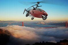 PAL-V – La voiture volante