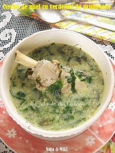 Palak Paneer, Guacamole, Bacon, Cooking, Ethnic Recipes, Soups, Food, Eastern Europe, Honey