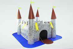 How to Build a Castle out of Cardboard Boxes: 9 steps