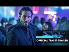 M.A.A.C. – JOHN WICK: CHAPTER TWO Starring KEANU REEVES Gets Release Date. UPDATE: Teaser Trailer