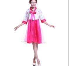 2016 Conception chaude Femme Coréenne De Danse Costume Vert Antique Vêtements De Luxe Coréenne Hanbok Traditionnel À Manches Longues Hanbok dans   de   sur AliExpress.com | Alibaba Group