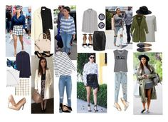 """""""What would Kourtney do?"""" by meliki ❤ liked on Polyvore featuring Altuzarra, Maison Margiela, Christian Louboutin, H&M, Zara, Preen, AG Adriano Goldschmied, Gianvito Rossi, MANGO and Alexander Wang"""