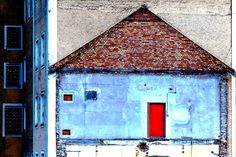 Outta da House – Madipix Salzburg Austria, Pictures, House, Painting, Photos, Home, Painting Art, Paintings, Painted Canvas