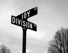 Joy Division were a English post punk band with Ian Curtis on vocals. Their music means a lot to me.
