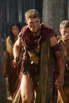 Liam McIntyre - The new Spartacus Spartacus Tv Series, Spartacus Blood And Sand, Spartacus Workout, Spartacus Vengeance, Liam Mcintyre, Gods Of The Arena, Greek Warrior, Good Looking Men, Models