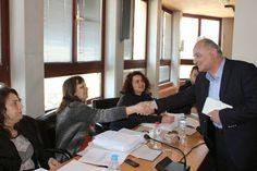 ΓΝΩΜΗ ΚΙΛΚΙΣ ΠΑΙΟΝΙΑΣ: Το Δημαρχείο Κιλκίς επισκέφθηκε ο Π. Τονικίδης