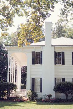 Cloverleaf Farm, 1859 Antebellum home, Athens, Georgia Gorgeous