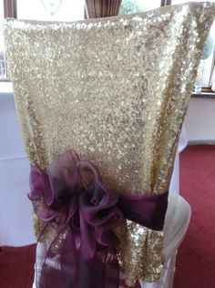 Sequin Chair Covers Uk Ikea And Ottoman 44 Best Wedding Suppliers Images In 2019 Blue Suit Tie Combo Gold Cap Tied With A Wine Organza Sash For Christmas Cottrell Park Designed Dressed By Simply Bows