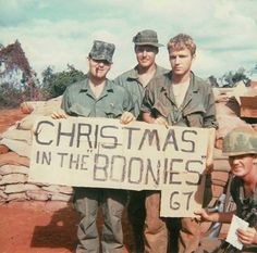 Christmas In The Infantry Regiment Troops Celebrate
